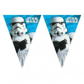 Star Wars Stormtrooper vlaggenlijn 2,3 mtr.