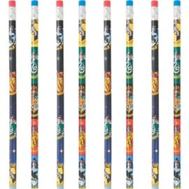 Harry Potter uitdeel potloden 8 st.
