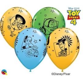 Disney Toy Story 4 ballonnen ø 28 cm. 6 st.