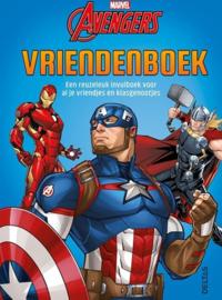 Avengers vriendenboek