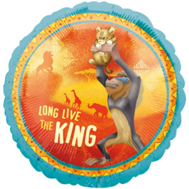 Disney The Lion King folieballon ø 43 cm.