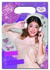 Disney Violetta traktatiezakjes 6 st.