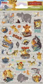 Disney the Lion Guard stickers
