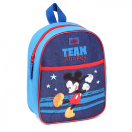 Disney Mickey Mouse rugzak Team Mickey 29 x 22 x 9 cm.