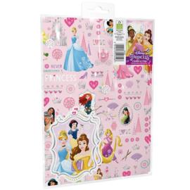 Disney Princess cadeau inpakpapier 50 x 70 cm. 2 st.