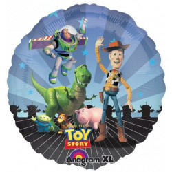 Disney Toy Story folieballon ø 43 cm.