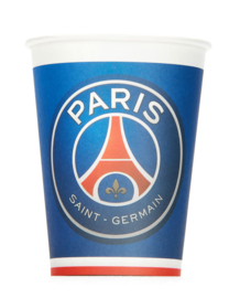 Paris Saint-Germain bekertjes 6 st.