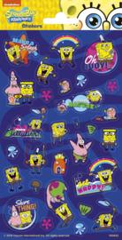 Sponge Bob stickers