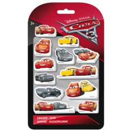 Disney Cars uitdeel gummetjes 12 st.