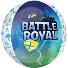 Battle Royal ORBZ ballon ø 38 cm.