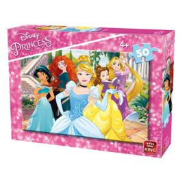 Disney Princess puzzel 50 stukjes A