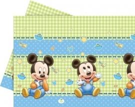 Disney Baby Mickey Mouse tafelkleed 120 x 180 cm.
