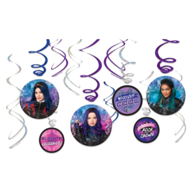 Disney Descendants draaislingers