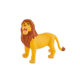 Disney The Lion King Simba taart topper decoratie 12,7 cm.
