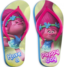 Trolls slippers Have a POPPY day mt. 27-28