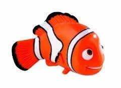Disney Finding Nemo taart topper 5,5 cm.