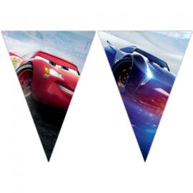 Disney Cars The Legend Of The Track vlaggenlijn 2,3 mtr.