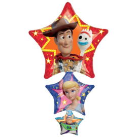 Disney Toy Story folieballon XL 63 x 106 cm.