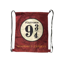 Harry Potter gym- zwemtas Hogwarts Express 41 x 34 cm.