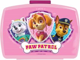 Paw Patrol broodtrommel Skye - Everest - Chase