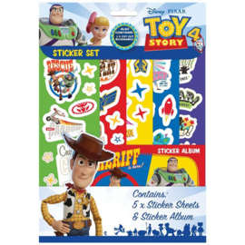 Disney Toy Story stickerset