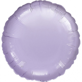 Lavendel folieballon ø 43 cm.