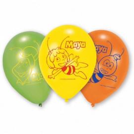 Maya de Bij ballonnen ø 22,8 cm. 6 st.