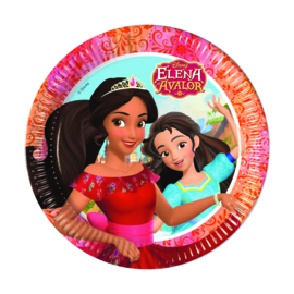 Disney Elena of Avalor taart decoratie