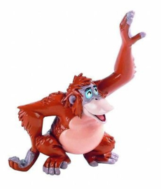 Disney Jungle Book King Louie taart topper decoratie 8,8 cm.