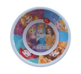 Disney Princess melamine schaaltje ø 14,5 cm.