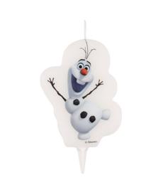 Disney Frozen Olaf 2D verjaardag taart kaars