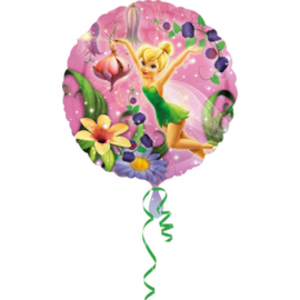 Disney Tinkerbell folieballon ø 43 cm.
