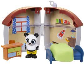 Bing Pando mini huis speel set