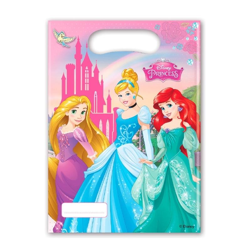 Disney Princess Dreaming traktatiezakjes 6 stuks