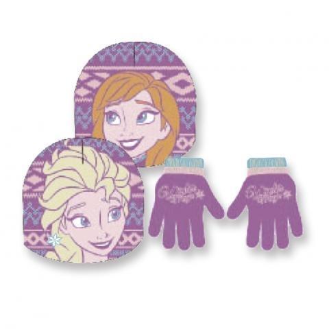 Disney Frozen muts en handschoenen set