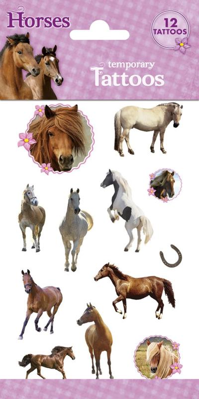 Paarden tattoos