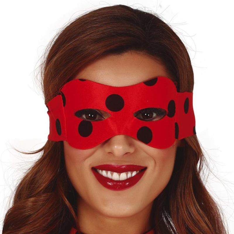 Ladybug masker