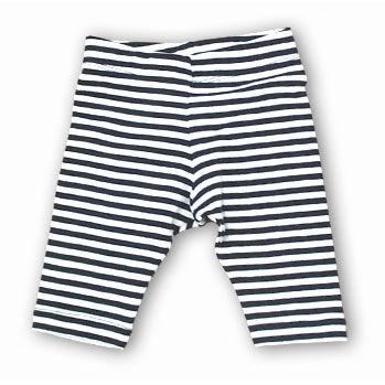 Disney blauw met wit gestreept broekje mt. 68