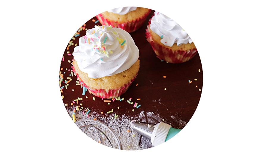 Cupcakes veriseren