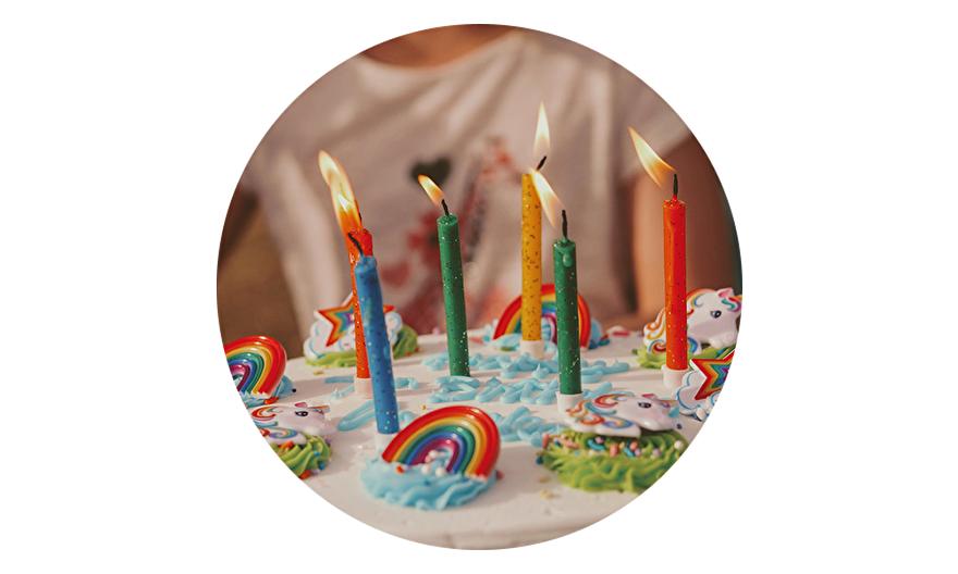 Populaire thema's kinderfeestje