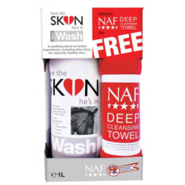 NAF Love the SKIN Wash