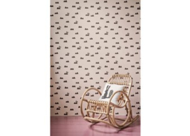 Behang Rabbit van Ferm Living