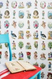 Studio Ditte Poëzieplaatjes behang