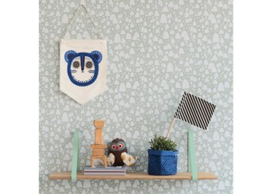 Behang Bergtoppen van Ferm living kids