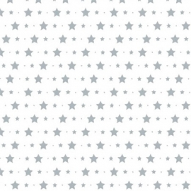 Bibelotte Behangposter Little Stars Blauw
