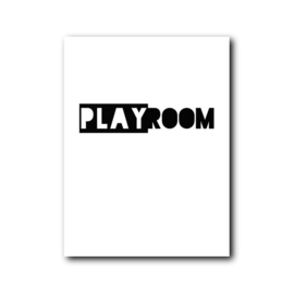 Poster Playroom
