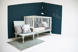 BED/BANK JAMES   by June Interiors