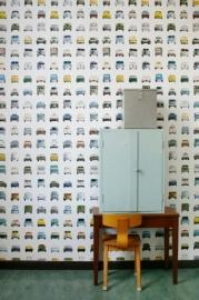 Studio Ditte Auto behang