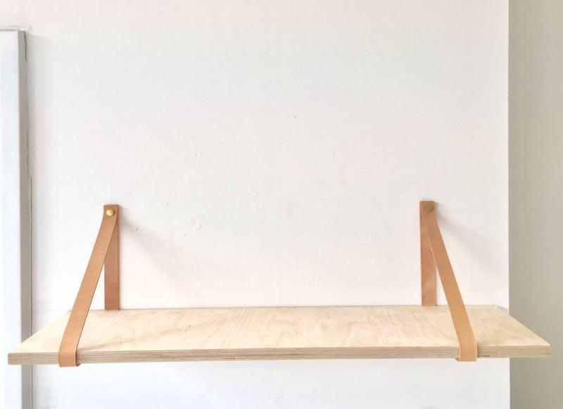 Wandplank