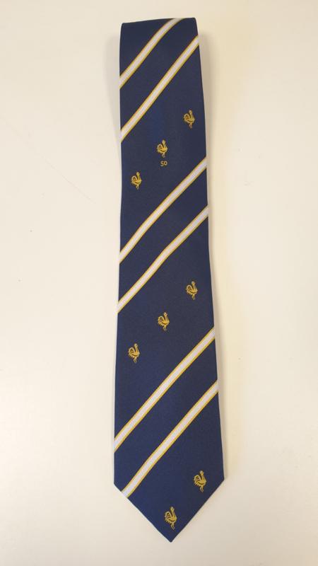 50 jarige stropdas